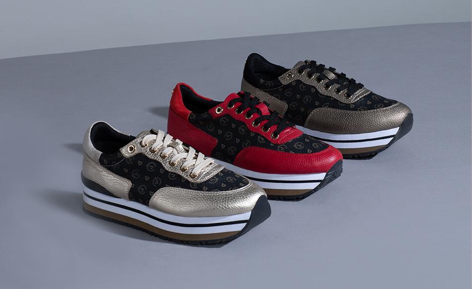 1231281ba4a201 POLLINI HERITAGE CALZATURE. Sneakers ...