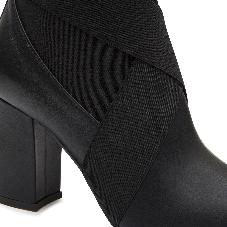 Stivaletti Nerobeige nero Donna AI19 Pollini Online Boutique