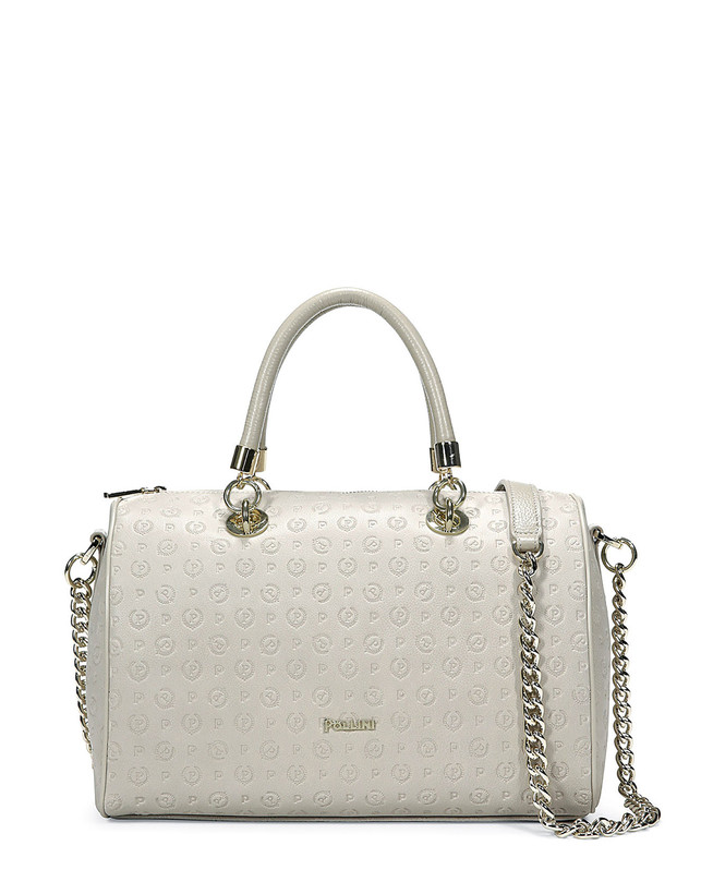 Boston bag Ice ice Woman FW18 - Pollini Online Boutique 041bec13ab722