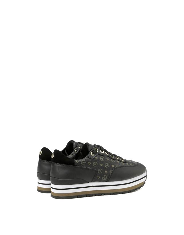 Pollini Online Neronero Donna Sneakers Boutique w4ExnYR