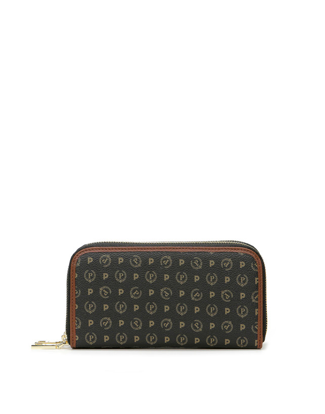 design di qualità a1035 611db Portafogli Nero/marrone Donna AI19 - Pollini Online Boutique