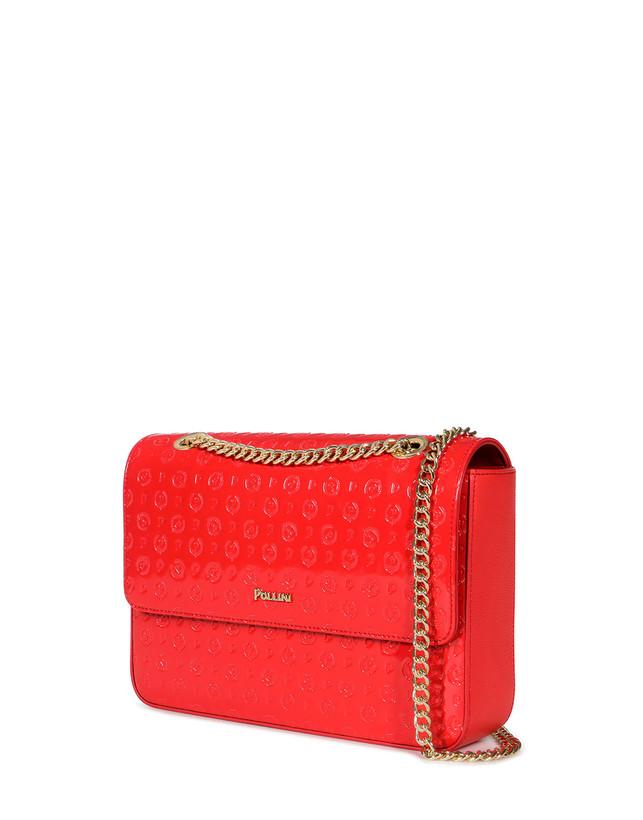 Borsa a spalla rosso donna pollini online boutique - Letto e sottoscritto ...
