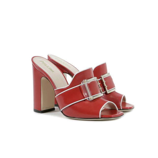 Sandali Rosso/bianco