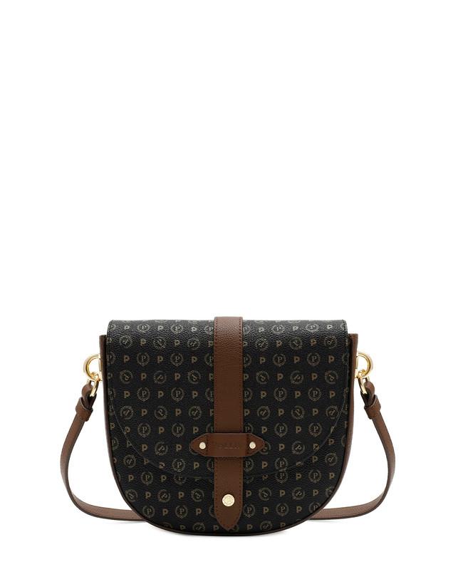 0a4a7fe86c Shoulder bag Black/brown Woman - Pollini Online Boutique
