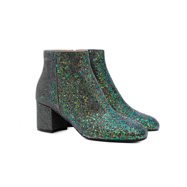 Ankle boots Emerald