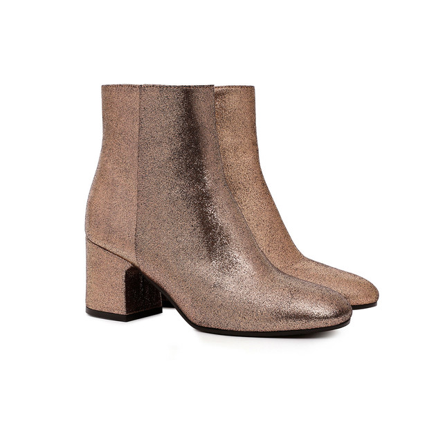 Ankle boots Quartz