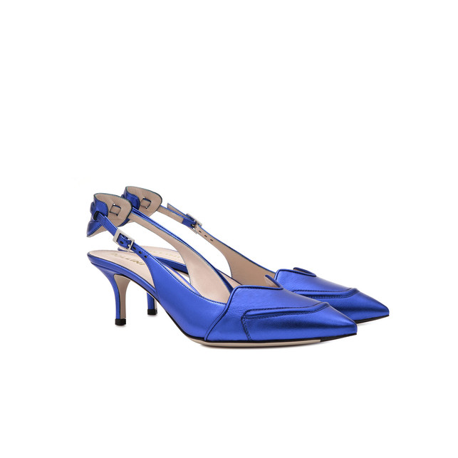 Pumps Brigth blue