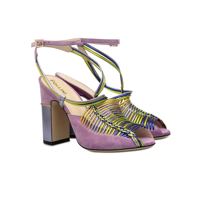 Lillalillamulticolore Sandali Pollini Boutique Donna PE19 Online b6yvIYf7gm