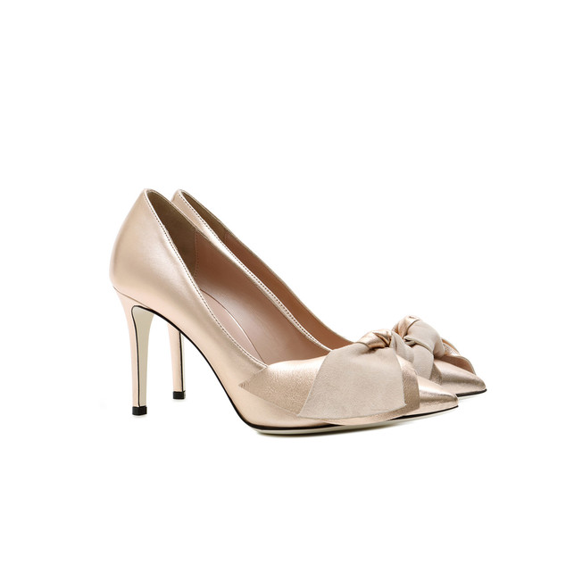 Pumps Quartz/nude