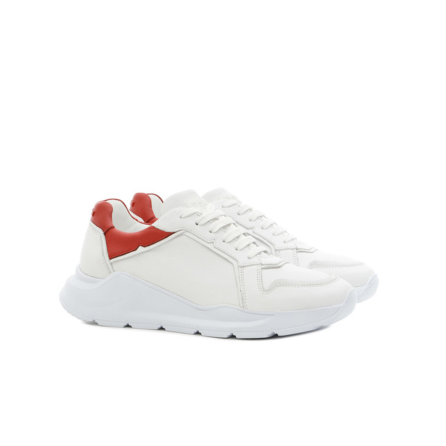 Sneakers Rosso/bianco
