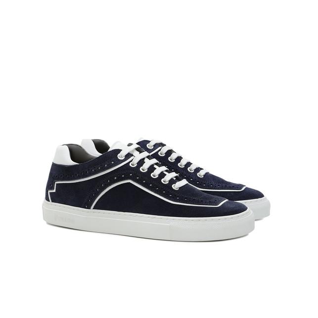 Sneakers Brigth blue