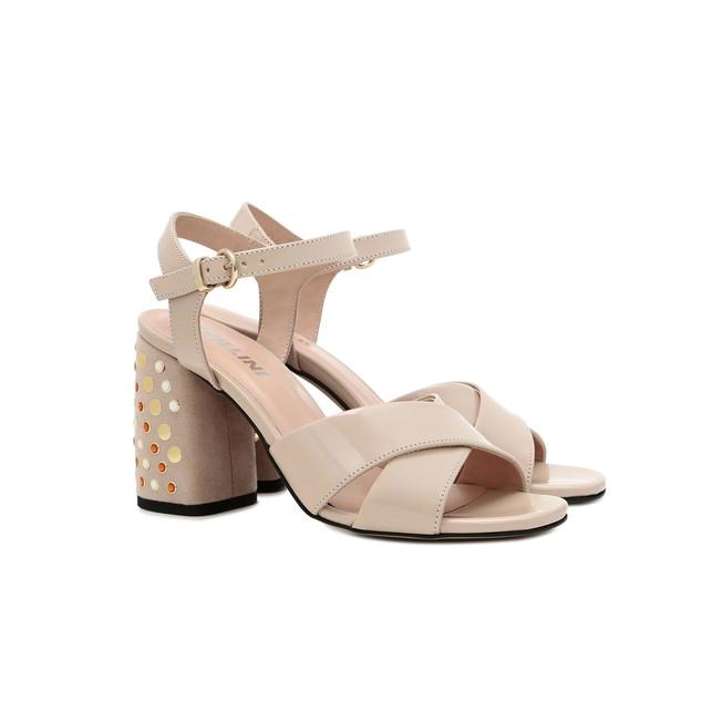 Donna Pe19 Online Sandali Boutique Pollini Nude mNnOv8w0