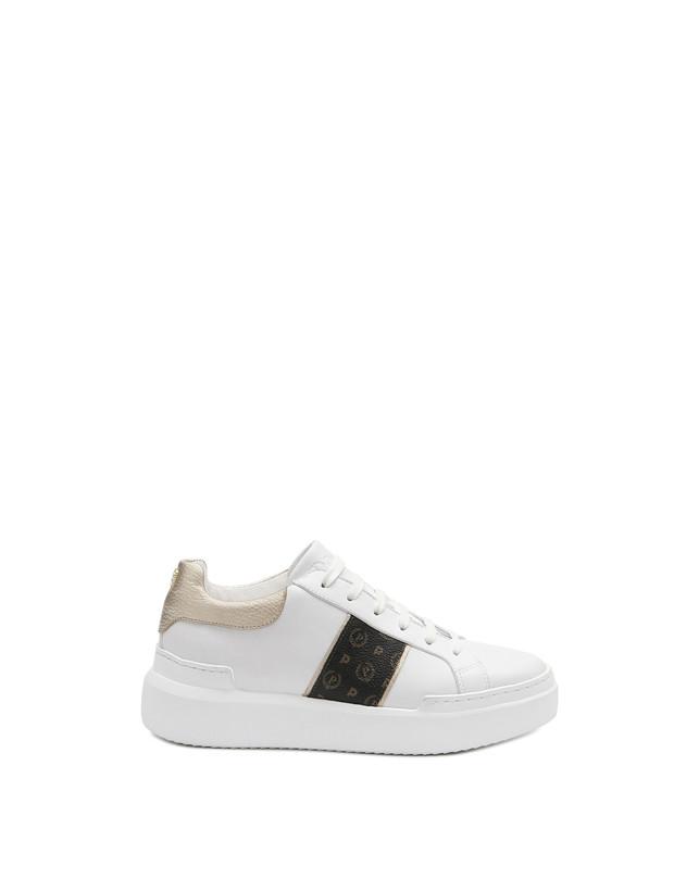 vestibilità classica fascino dei costi qualità eccellente Sneakers Nero/platino/bianco Donna - Pollini Online Boutique