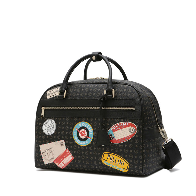 Weekend bag Black/black