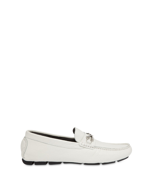 Loafers White