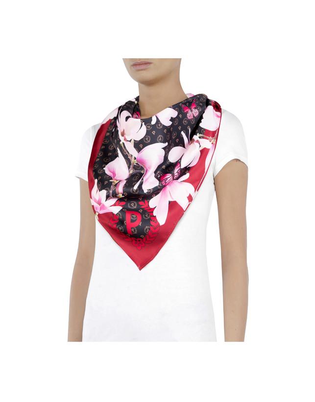 Heritage Secret garden silk scarf Photo 1