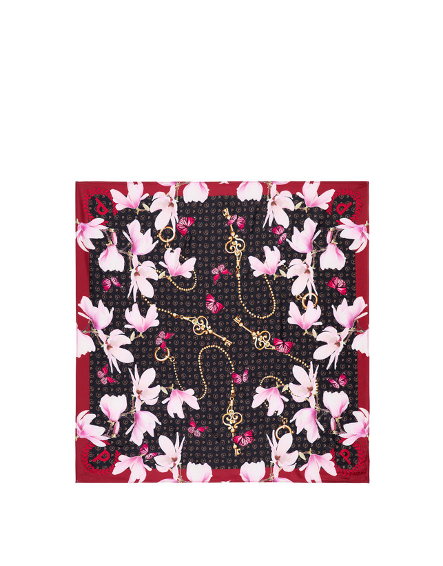 Heritage Secret garden silk scarf Photo 2