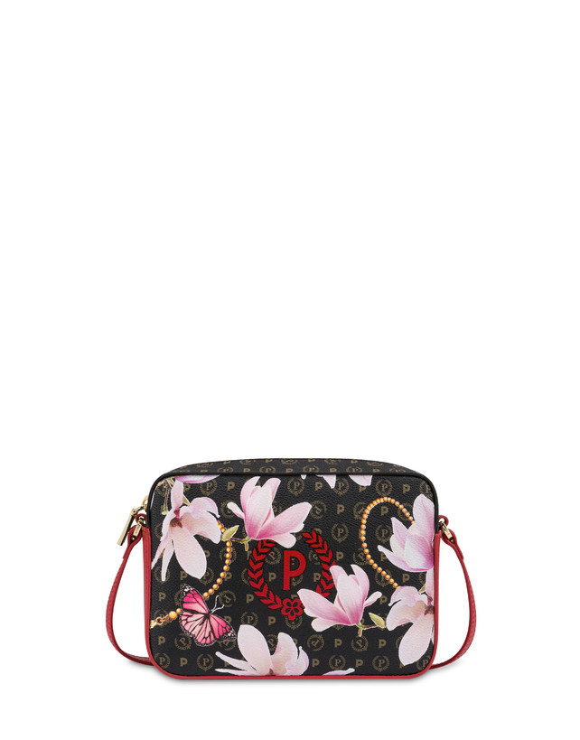 Shoulder bag BLACK/RED