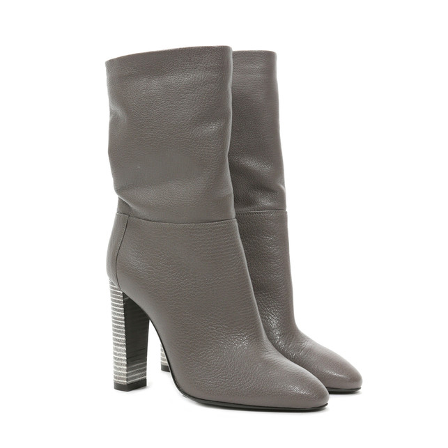 Ankle boots Graphite