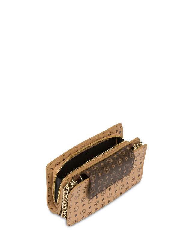Heritage bicolor cell phone clutch bag Photo 4