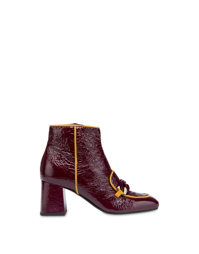 Naplak ankle boots with chain Photo 1