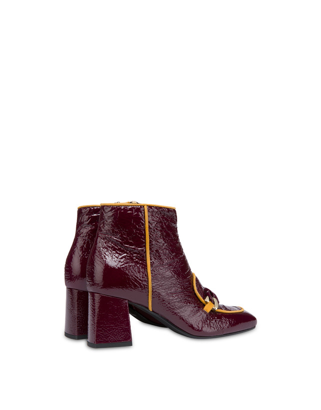 Naplak ankle boots with chain Photo 3