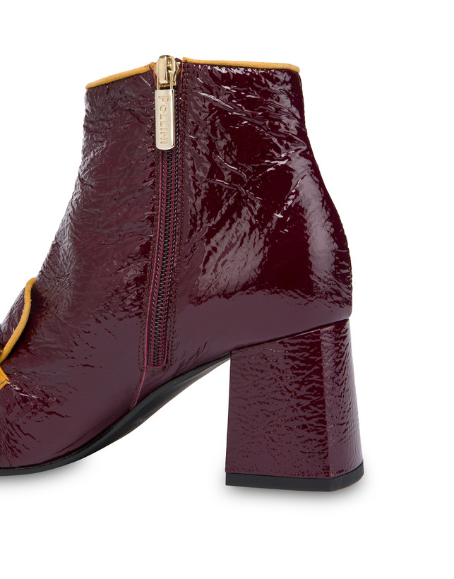 Naplak ankle boots with chain Photo 5