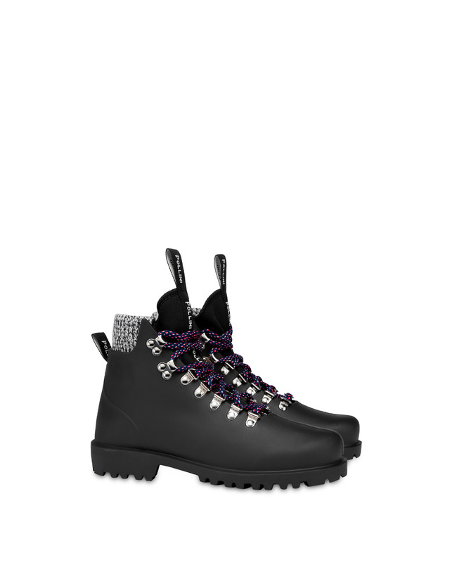 Rubber rain ankle boots Photo 2