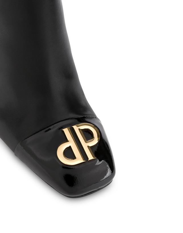 Twin P calfskin boots Photo 4