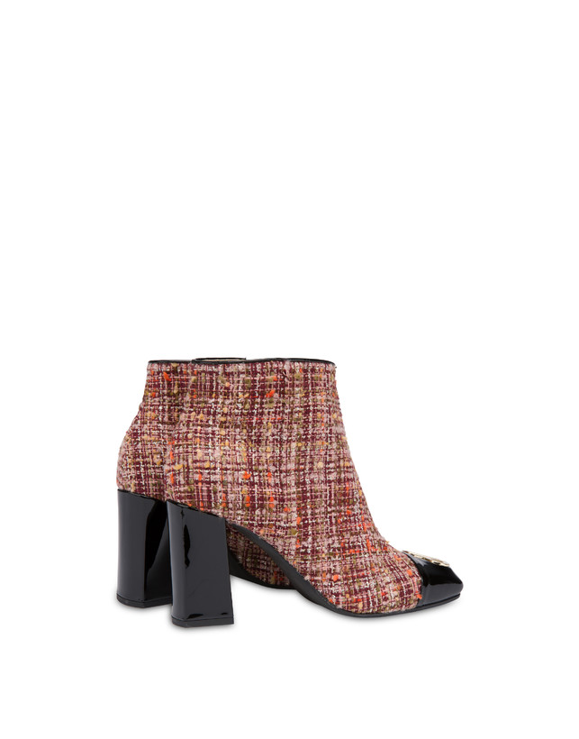 Twin P wool fabric ankle boots Photo 3