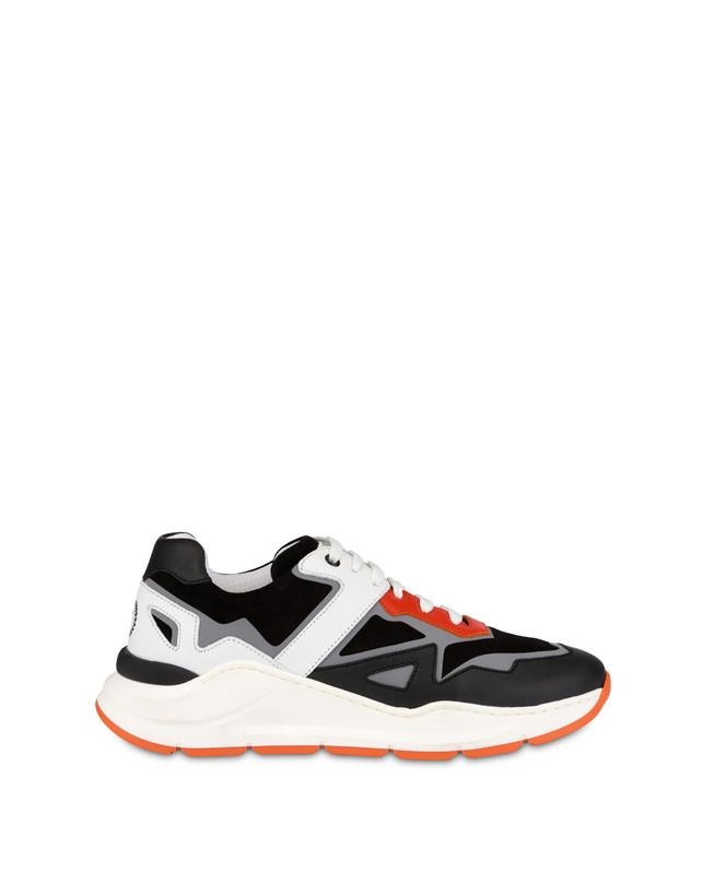 Sneakers in crosta e vitello New Kite Photo 1