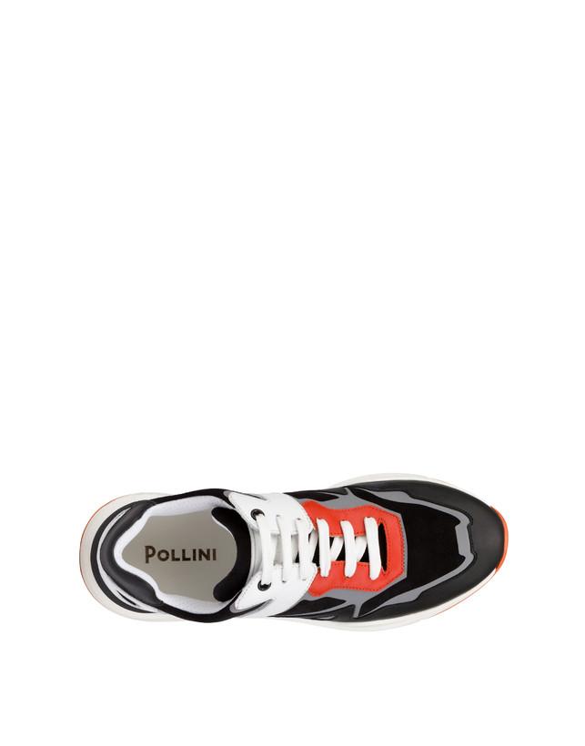Sneakers in crosta e vitello New Kite Photo 3