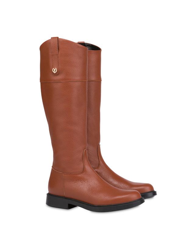 Classic Horse calfskin boots Photo 2