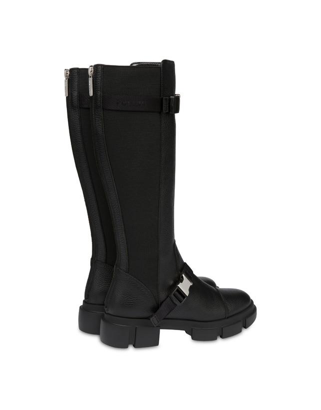 Snow Boots calfskin boots Photo 3