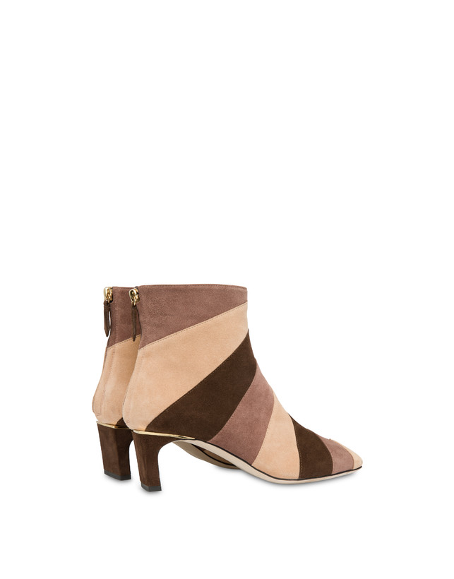 Majolica suede ankle boots Photo 3