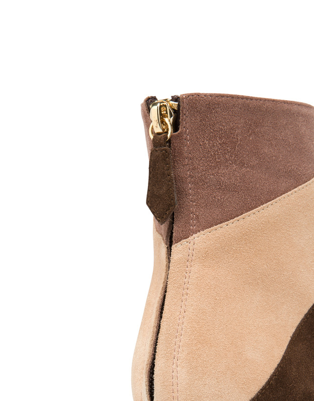 Majolica suede ankle boots Photo 5