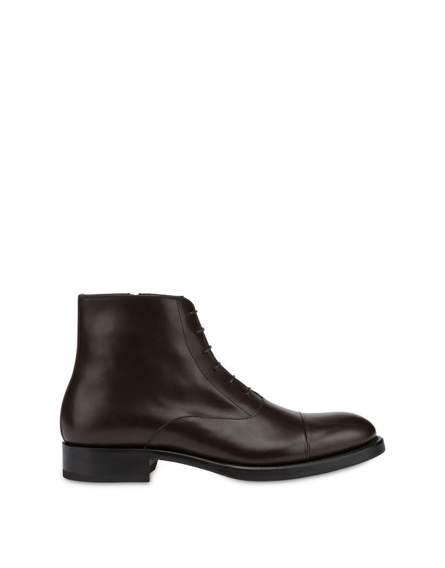 Color Line calfskin ankle boots Photo 1