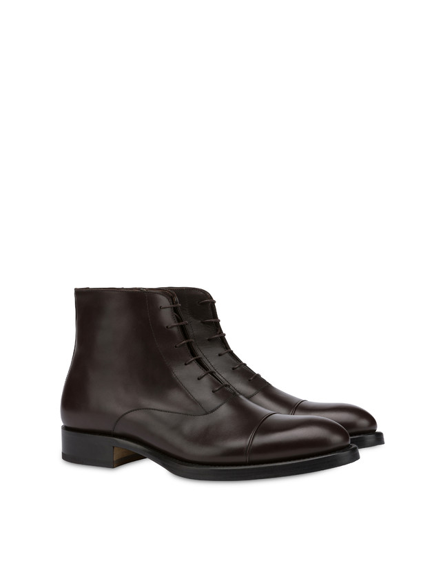 Color Line calfskin ankle boots Photo 2
