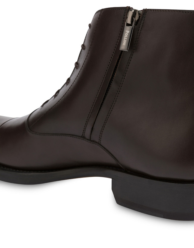 Color Line calfskin ankle boots Photo 6