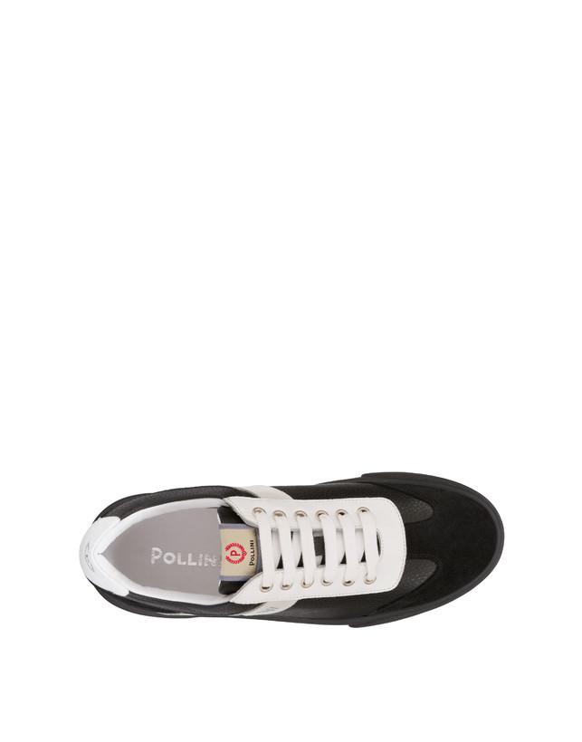 Classic tumbled calfskin sneakers Photo 3