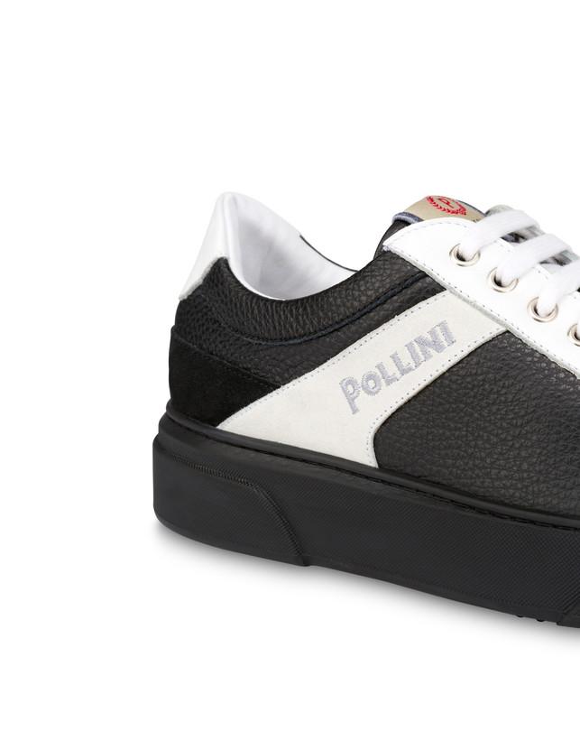 Classic tumbled calfskin sneakers Photo 5