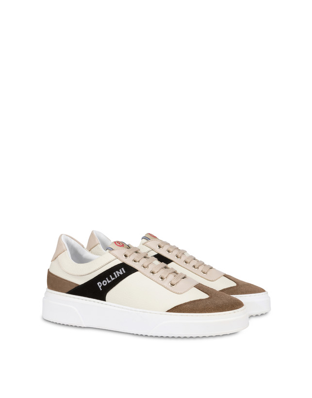 Sneakers in vitello bottalato Classic Photo 2