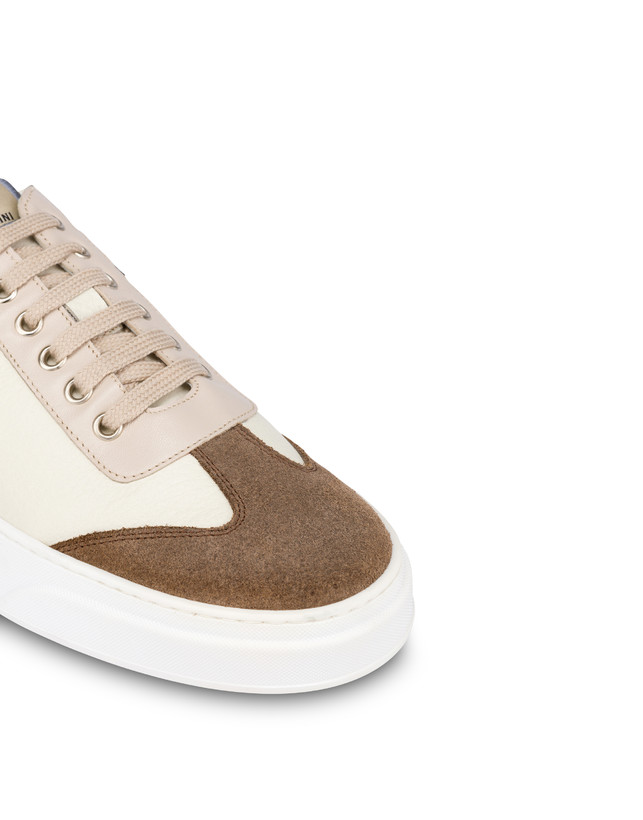 Sneakers in vitello bottalato Classic Photo 5