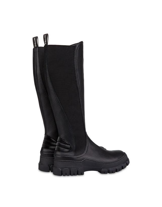 Snow Hill Climb tumbled calfskin boots Photo 3