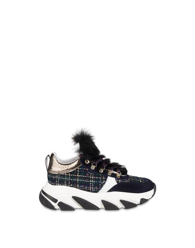 Mountain Walk wool fabric sneakers Photo 1