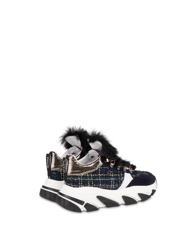 Mountain Walk wool fabric sneakers Photo 3