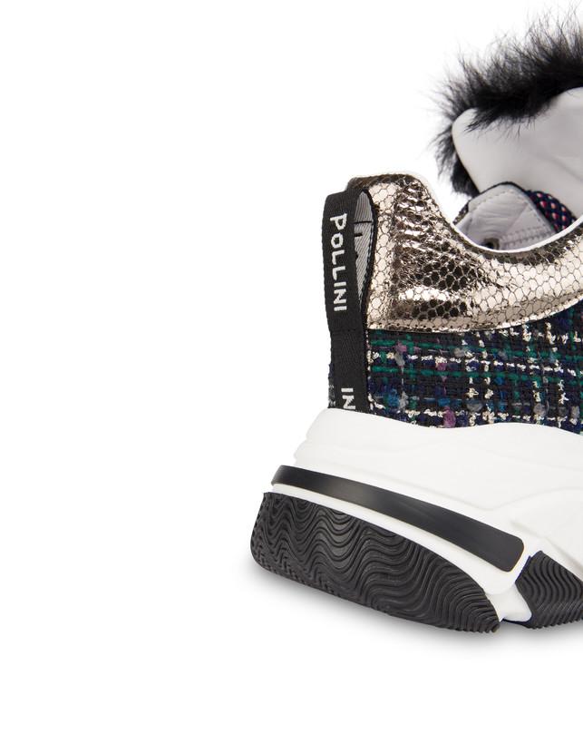 Mountain Walk wool fabric sneakers Photo 5