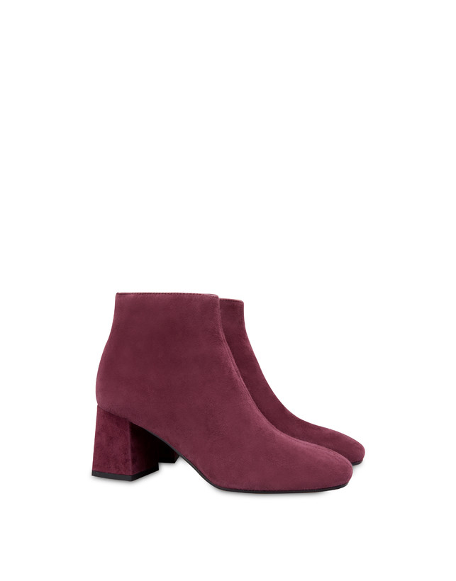 Sloane Square suede ankle boots Photo 2