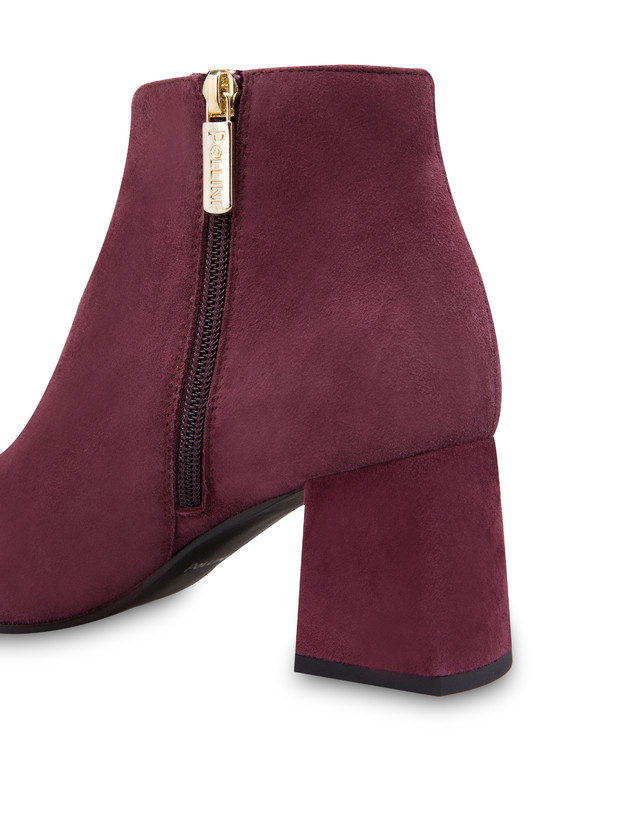 Sloane Square suede ankle boots Photo 4