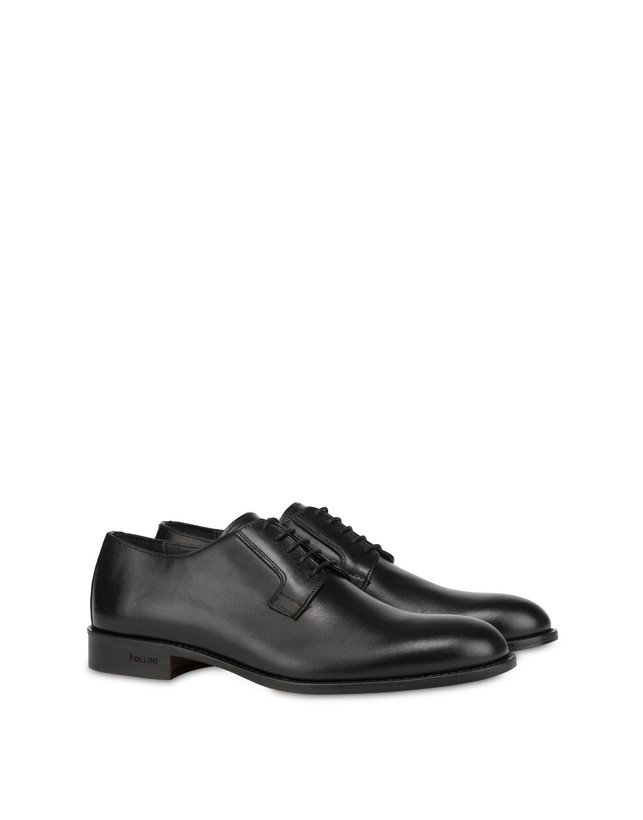 Classic Leather derby in calfskin Photo 2